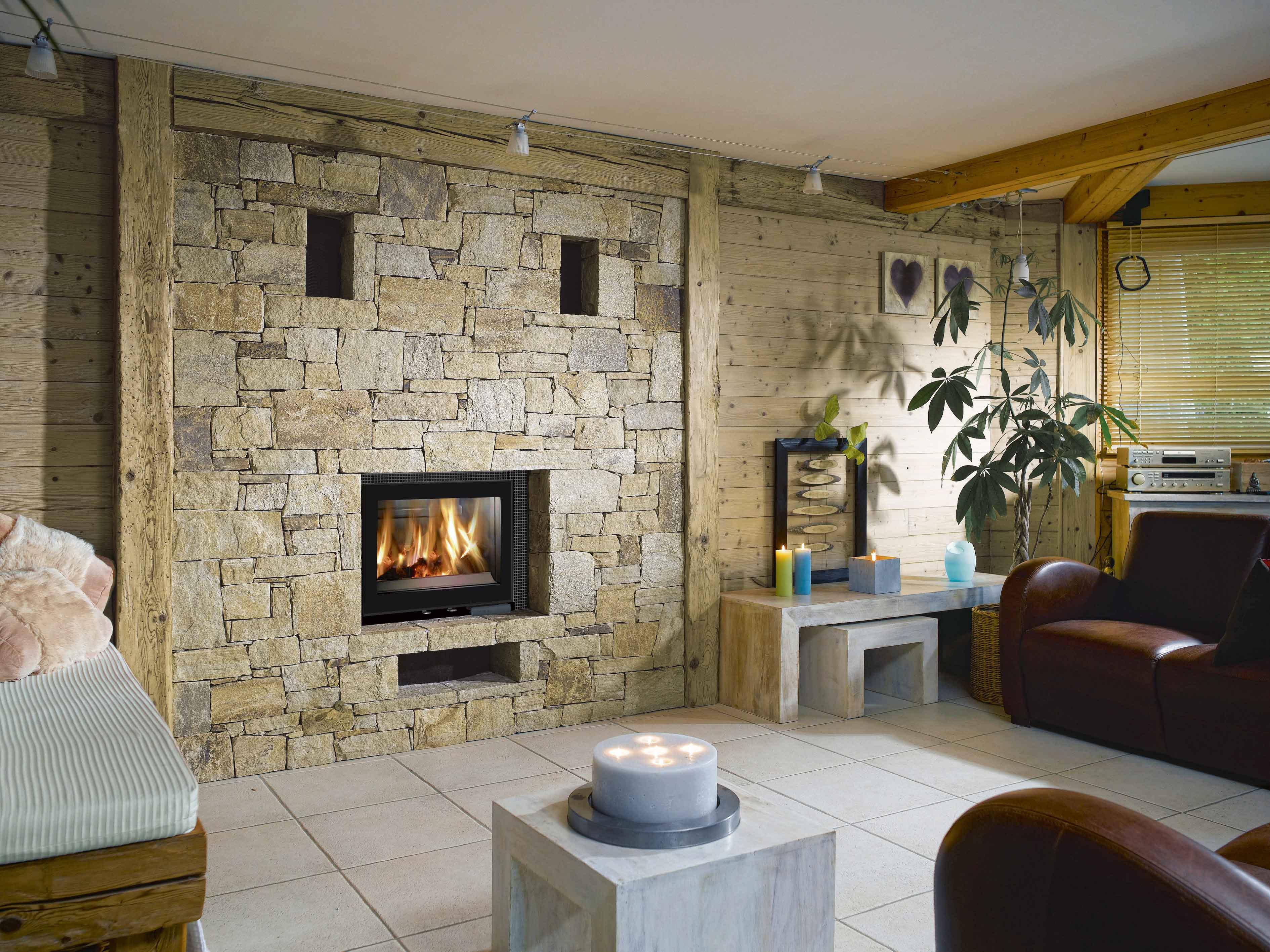 Foyers inserts r novation installation avantages - Habillage pour insert ...