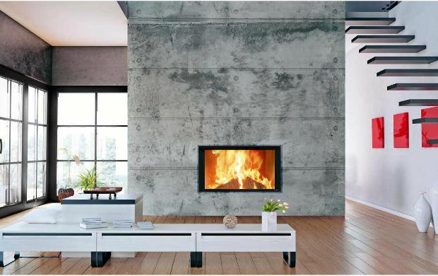 insert design réalisation les artisans du feu